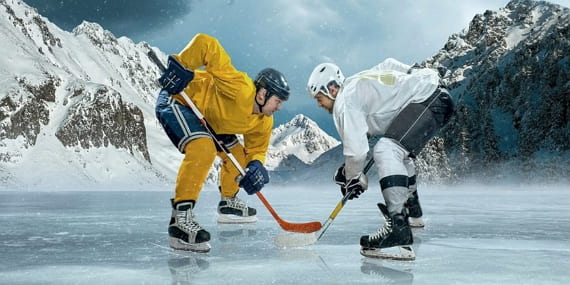 Eishockey Team Event