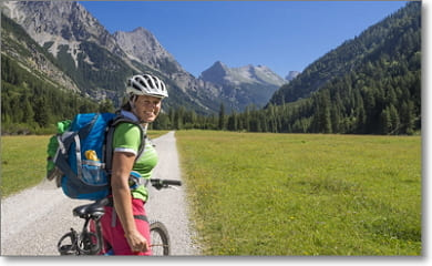 E Bike Garmisch - Gardasee